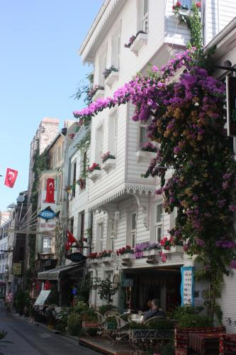 İstanbul Romantic Mansion reservation
