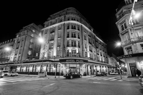 Hotel Le Plaza Brussels photo 33