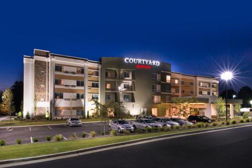 Courtyard by Marriott Hot Springs Photo