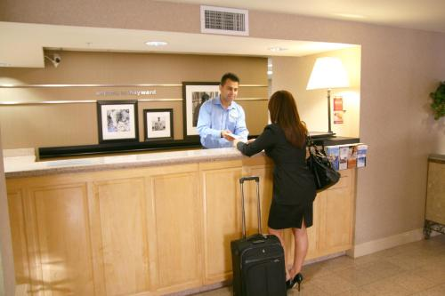 Hampton Inn San Francisco Bay/Hayward - Hayward, CA 94544