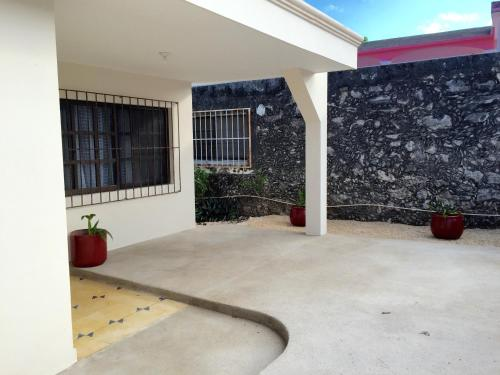 Casa Flores Cozumel Downtown - 2 Bedroom House Main Area Photo