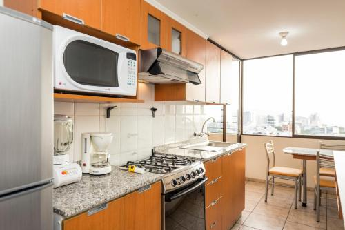 Oceanview Towers Apartments Miraflores Photo