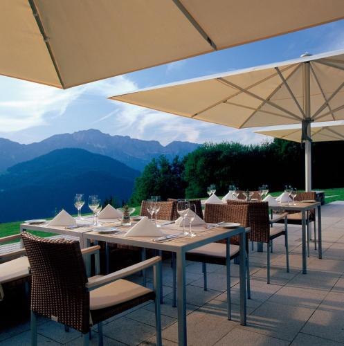 InterContinental Berchtesgaden Resort, eco-hotel in Berchtesgaden, Duitsland