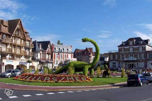 Hotel Au Normand Villers sur Mer