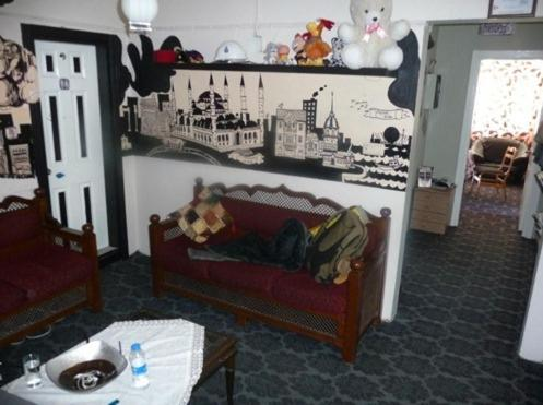 Istanbul Chillout Cengo Hostel adres