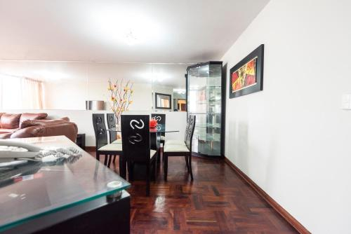 Apartment Miraflores Pardo Photo