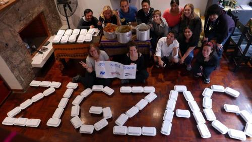 Zig Zag Hostel Photo