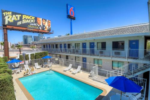 Motel 6 Las Vegas - I-15 photo 48