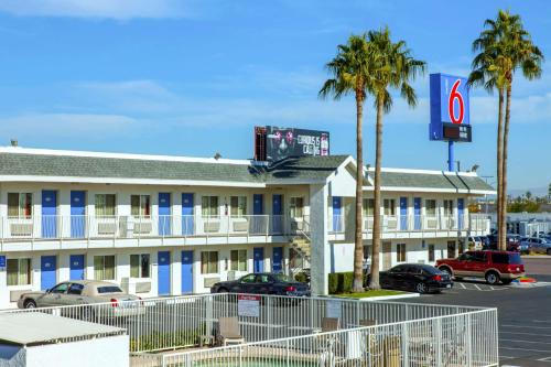 Motel 6 Phoenix Airport - 24th Street photo 34