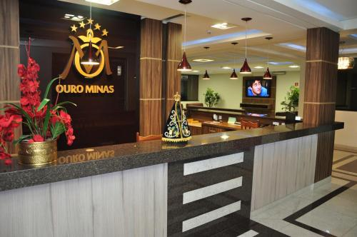 Ouro Minas Plaza Hotel Photo