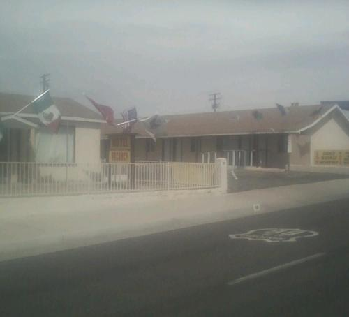 Route 66 Barstow Hotel Photo