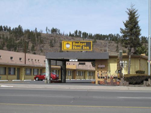 Budget Host Inn Saga Motel