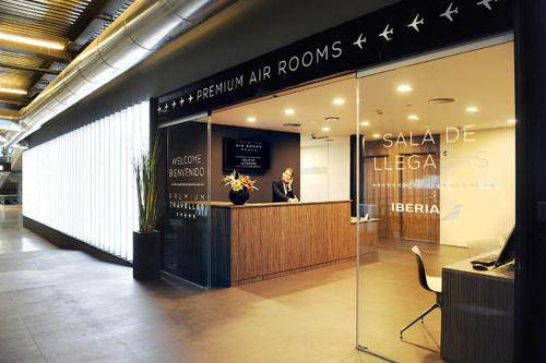 Hotel Air Rooms Madrid Airport By Premium Traveller