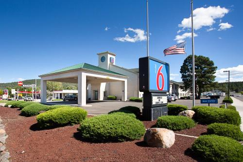Motel 6 - Williams West - Grand Canyon - Williams, AZ 86046