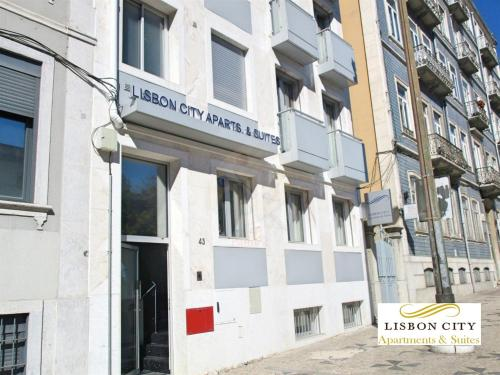 Lisbon City Apartments & Suites photo 34