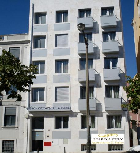 Lisbon City Apartments & Suites photo 35