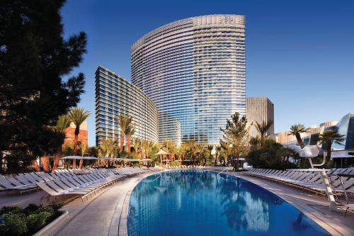 ARIA Resort & Casino at CityCenter Las Vegas Photo
