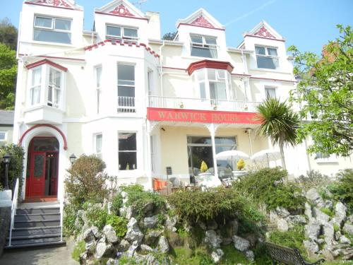 Warwick Hotel in Llandudno from £52