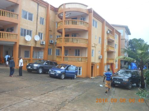 Hotel Mariam, Freetown