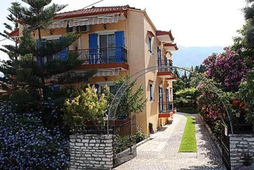 Arion Apartments - Perigiali Greece