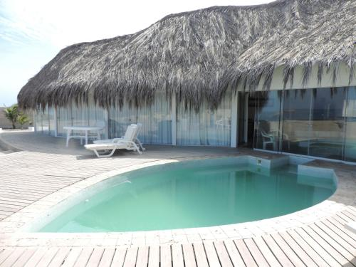 Beautiful Villa Eagle in Punta Sal, Peru Photo
