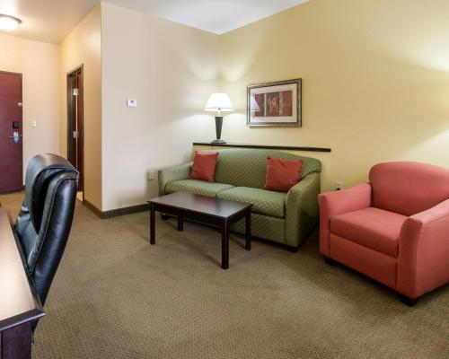 Comfort Suites Palestine Photo