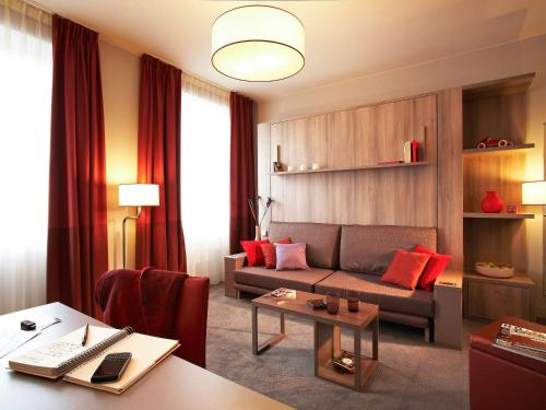 Aparthotel Adagio Vienna City photo 38