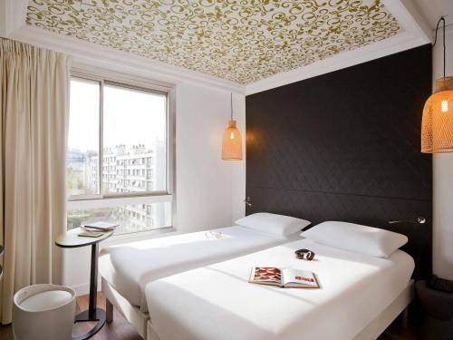 ibis Styles Paris Buttes Chaumont photo 41