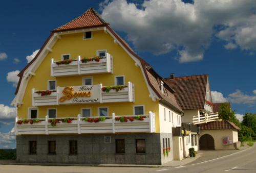 Hotel & Restaurant Sonne