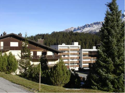 Lenzerheide Seestr Apts 1/3, B # 203