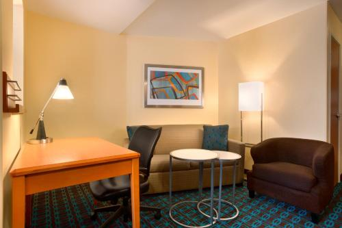 Fairfield Inn & Suites by Marriott Houston Energy Corridor/Katy Freeway photo 9