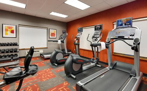 Residence Inn By Marriott Chicago Naperville/Warrenville - Warrenville, IL 60555