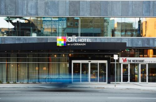 Alt Hotel Winnipeg Photo