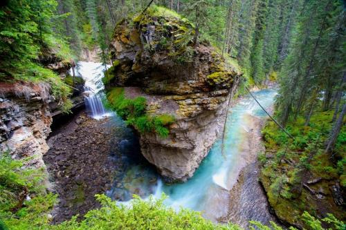 Johnston Canyon Resort Photo