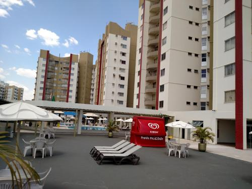 Apartamento 301-B Privê das Thermas Photo