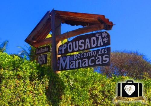 Pousada Recanto dos Manacás Photo