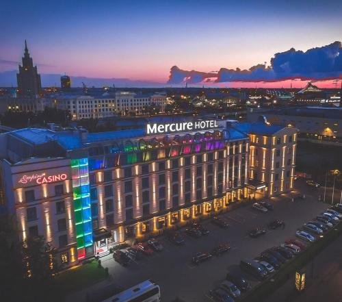 Гостиница «Mercure Riga Centre», Рига