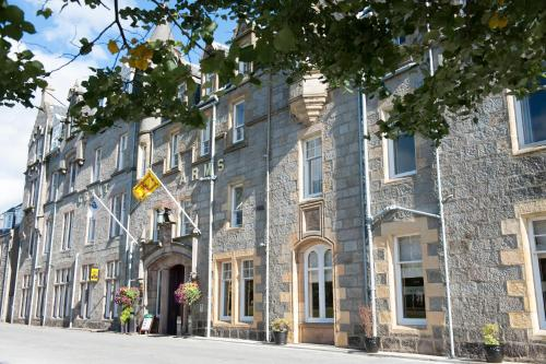 Grant Arms Hotel, green hotel in Grantown on Spey, United Kingdom