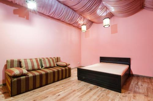 Hotel Apartment on Kotliarska 10-2