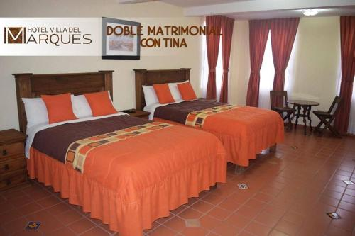 Hotel Villa del Marques Photo