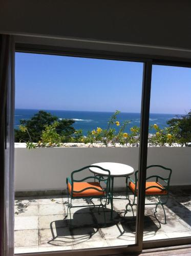 Oceanfront Condo in Zaashila Photo