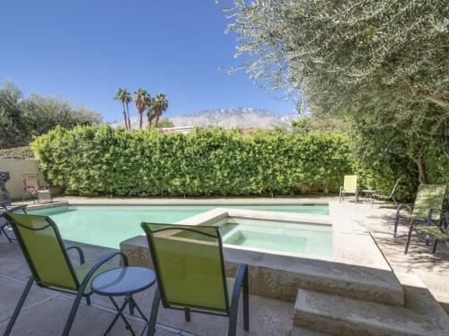 Mod House with Private Pool Home - Palm Springs, CA 92262