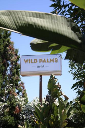 Wild Palms Hotel, a Joie de Vivre Hotel Photo