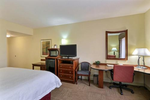 Hampton Inn & Suites Savannah - I-95 South - Gateway - Savannah, GA 31419