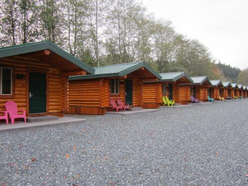 Hotel Port Hardy Cabins
