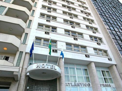 Hotel Atlantico Praia Photo