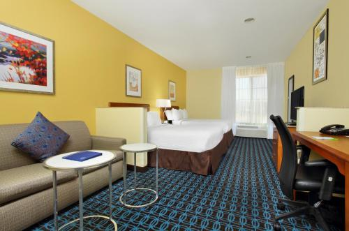 Fairfield Inn & Suites by Marriott Fairfield Napa Valley Area Photo