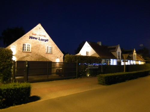Foto's van Bed and Breakfast New Largo in Nieuwpoort