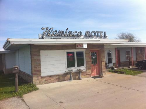 Flamingo Motel Marshalltown