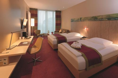 Mövenpick Hotel Frankfurt City photo 24